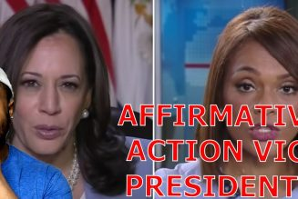 Kamala SNAPS On Univision Anchor As Media Defends Her With Race Card & Biden Throws Her Under Bus!