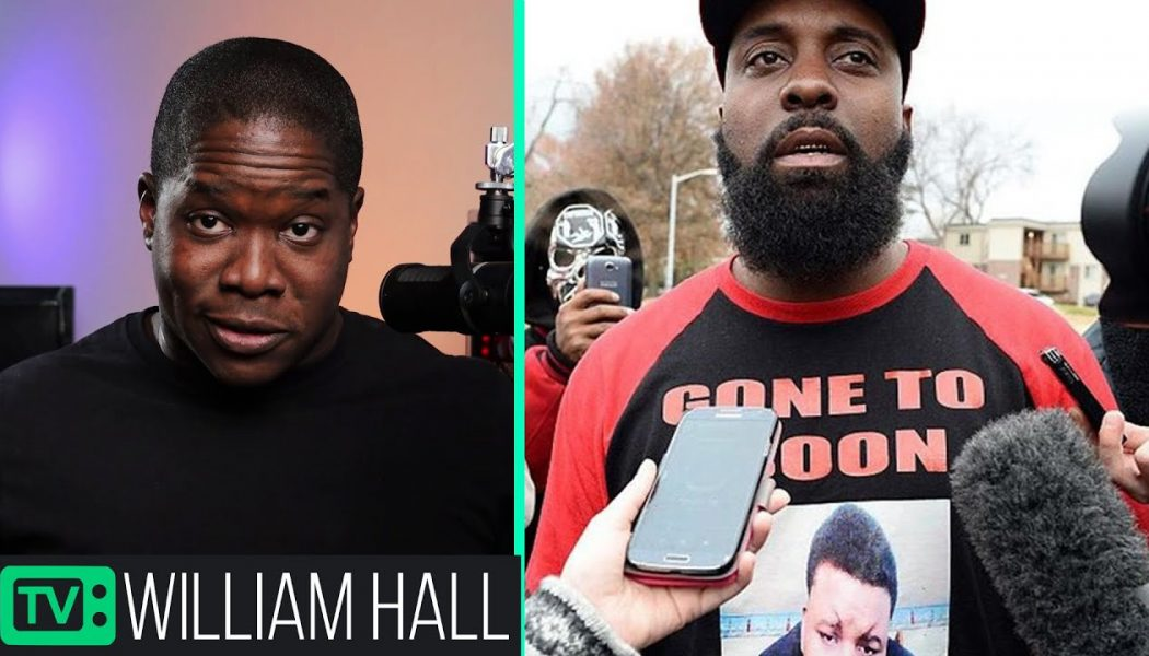 Michael Brown's Father SPEAKS OUT Against BLM