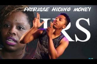 Patrisse Cullors IRS cover up
