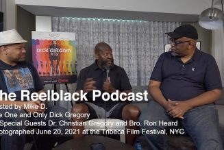 Reelblack Podcast – Dr. Christian Gregory | Special Co-host Bro. Ron Heard of WeAllBe TV