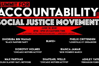 Summit for Accountability In Social Movements