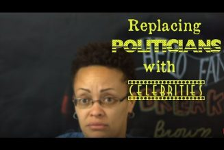 The Consequence of Replacing Black Politicians With Black Celebrities