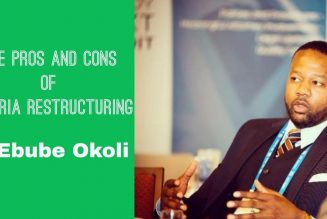 The Pros and Cons Of Nigeria Restructuring w/ Ebube Okoli