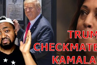 Trump Pulls 3D Chess Move On Kamala Harris Making Her Refusal To Go To The Border A No-Win Situation