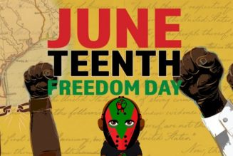 Wake'n'Bake Build – Juneteenth Becomes a National Holiday