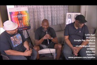 WE ALL BE Talking About 'The One & Only Dick Gregory' With Dr. Christian Gregory & ReelBlack TV!!!