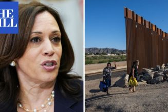 'WHY NOW?' White House pressed on Kamala Harris' decision to finally visit the border