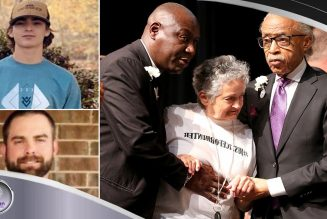 Al Sharpton & Ben Crump Are Taking Up The Case Of A White Teen K;lled By Police