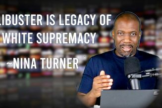 """Bernie Sanders & Dems were PRO-Filibuster before Nina labeled it as a """"legacy of white supremacy"""""""