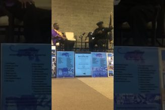 Chairman Fred Hampton Jr. Delivers Political Education at Martin University, Indianapolis, IN