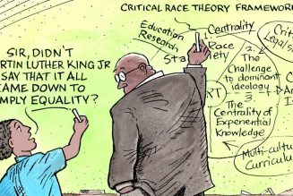 Critical Race Theory and the Mediocrity it Produces!!!!