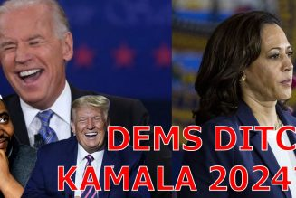 Democrats FEAR Kamala Harris Can't Beat TRUMP or Any Republican In 2024! Is Biden eyeing 2nd term?!