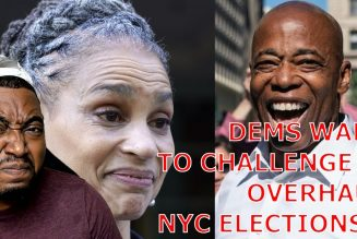 Eric Adams Wins NYC Mayoral Primary As Dems Look Challenge Results And Pass Election Integrity Laws