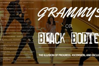 Grammys or Black Bodies? Illusion of Progress, Ascension, and Inclusion