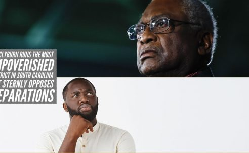Jim Clyburn Runs The Most Impoverished District In South Carolina Yet Sternly Opposes Reparations