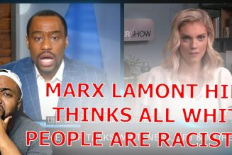 Marc Lamont Hill Claims All White People Are Racist & All Men Are Sexist In Debate With Liz Wheeler