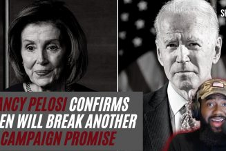 Nancy Pelosi CONFIRMS Biden Will BREAK Another Campaign Promise (no student loan forgiveness)