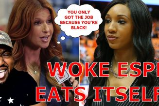 Rachel Nichols RIPS WOKE ESPN In LEAKED AUDIO For Giving Maria Taylor Job Because Of Diversity!