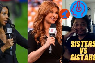 Rachel Nichols Says Maria Taylor is a Diversity HIRE In Leaked Audio A Message to High Value Blacks!