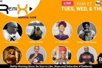 The RemiX Morning Show 6/30
