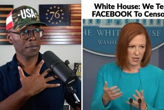 The White House Tells Facebook To CENSOR Posts About The Bug?!
