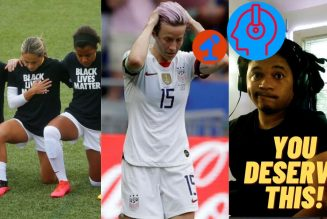 US Women's Soccer Team Takes a Knee Then Takes L Olympic Ratings At A All Time LOW. No One CARES!!