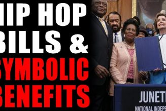 8-22-2021: Hip Hop Legislation and Other Symbolic Distractions