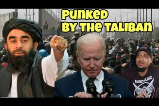 Biden Gets PUNKED By The Taliban In Afghanistan