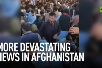 BREAKING: Pentagon Announces U.S. Withdrawal From Afghanistan Is Complete. But There's A Problem…