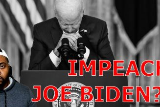 Empty Suit Biden Wets The Bed In Pathetic Response To Kabul Attacks As GOP Calls For His Impeachment