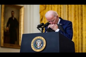 Joe Biden Is Displaying Too Much Fragility And Weakness To Be President