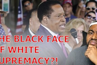 LA Times SMEARS Larry Elder As The Black Face of White Supremacy And For Using N-Word In 90's