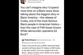 Marc Lamont Hill Tries To Defend Reasoning For Not Talking About Ed Buck