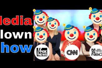 Media Clowns have been lying to us all along