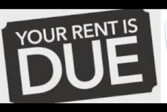 Rent Is Now Due