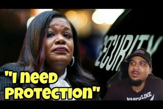 Rep. Cori Bush Says Defund The Police But Keep My Private Security Force