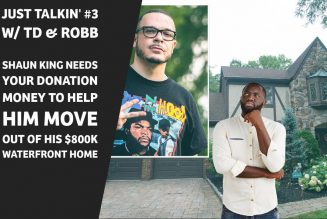 Shaun King Needs Your Donation Money To Help Him Move Out Of His $800K Waterfront Home
