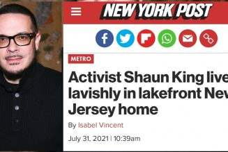 Shaun King RESPONDS To Critics UPSET With Him For ALLEGEDLY Spending BLM Money To Purchase New House