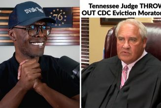 Tennessee Judge THROWS OUT CDC Eviction Moratorium!