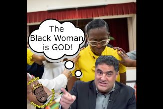 THE BLACK WOMAN IS THE SAVIOR OF CENK UYGUR AND PROGRESSIVES @ THE WOKE CHURCH OF WHITE SUPREMACY