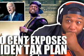 50 Cent EXPOSED Biden's TAX PLAN! Says He Is Moving to TEXAS!
