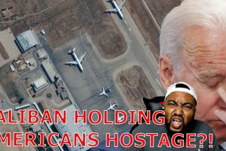 Biden State Department Says It Has 'No Resources' To Rescue Americans Being Held Hostage By Taliban