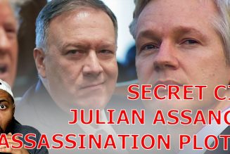 CIA Plot To Kidnap & Assassinate Julian Assange REVEALED As Trump Says He Never Considered It!