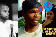 Comedian A.J. Johnson Passes Away At Age 55 Hard Truth On Black Men Artist No One Cares Till Dead!