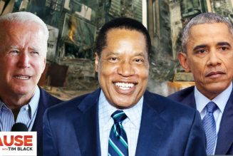 Democrats are so bad some people actually want Larry Elder