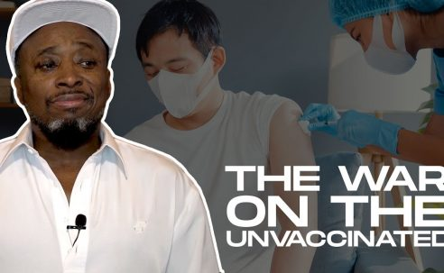 Eddie Griffin on The War On The Unvaccinated