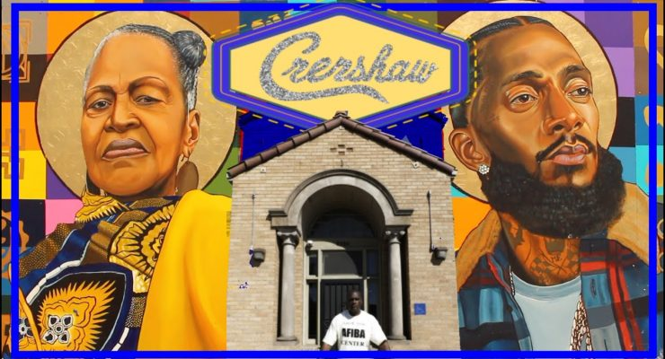 Gentrification on Crenshaw and Slauson. Activists fight to Save the AFIBA community center Pt. 2