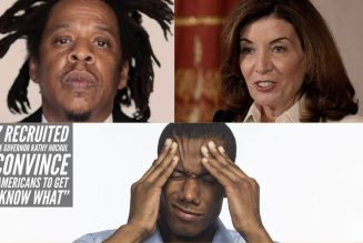 """Jay-Z Recruited By New York Governor Kathy Hochul To Convince Black Americans To Get """"You Know What"""""""