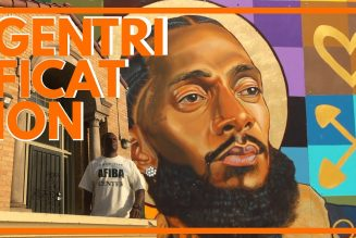 Raptivist Nipsey Hussle tried to stop L.A. gentrification. Now the AFIBA Center fights to stay Pt. 1