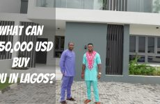 What Can $150,000 USD Buy You In Lagos?